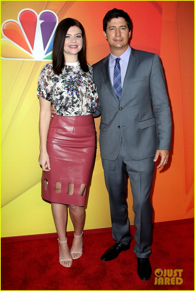 hugh dancy cristin milioti more present shows at nbc upfront 03