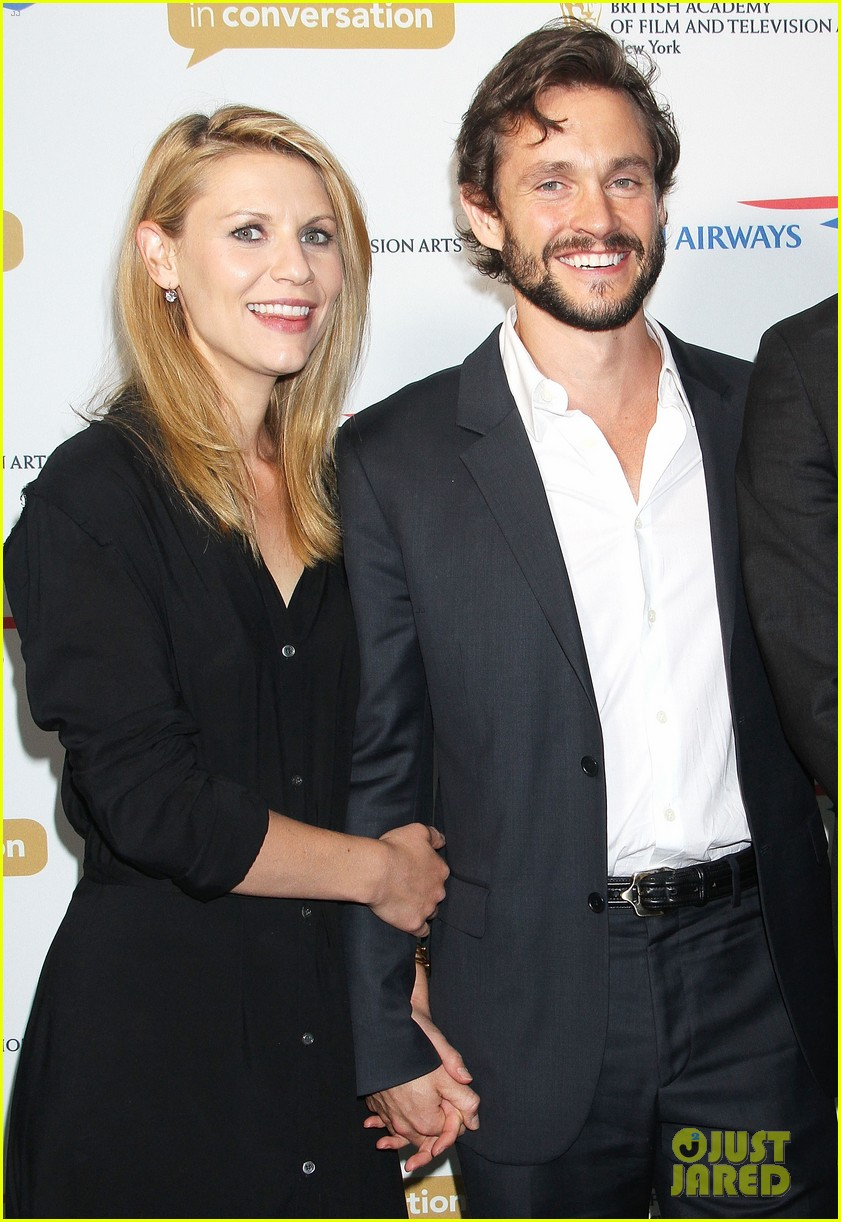claire danes supports hubby hugh dancy at bafta conversation 013114950