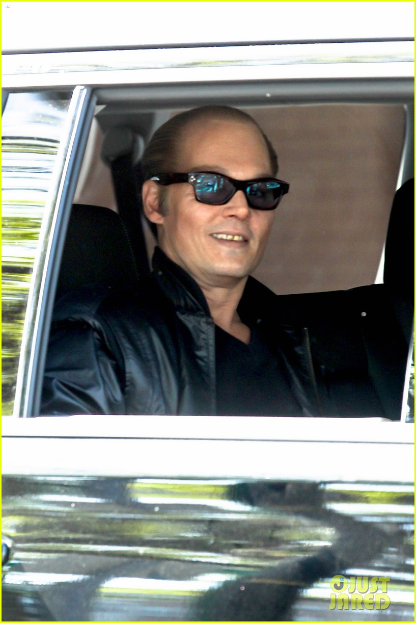 johnny depp almost looks like jack nicholson in movie makeup 053119253