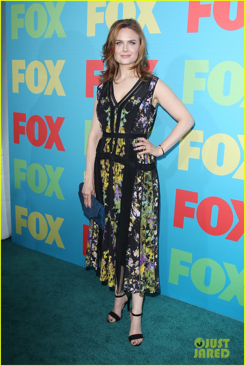 emily deschanel sleepy hollow cast fox upfront 15