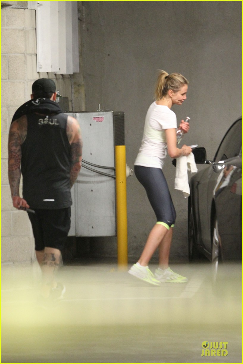 cameron diaz benji madden new couple alert 17