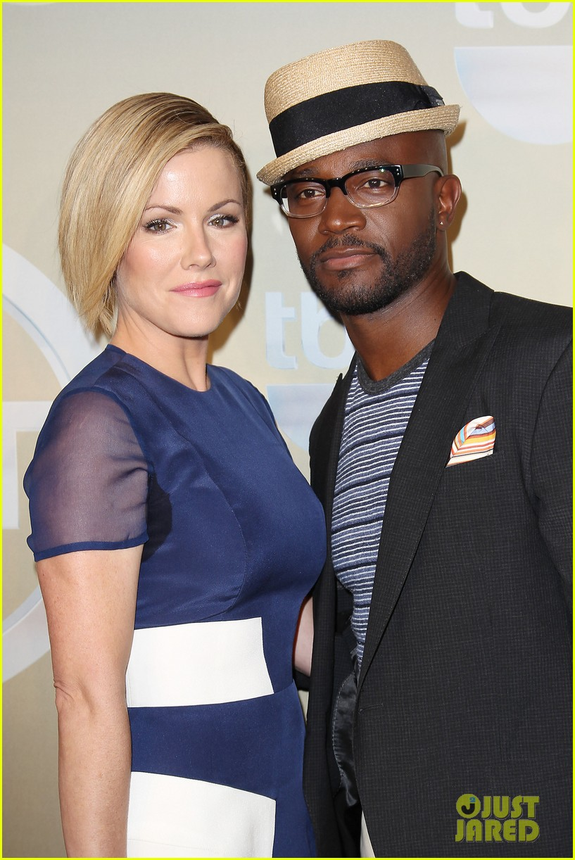 taye diggs eric dane bring sexy factor to tnt tbs upfronts 2014 38