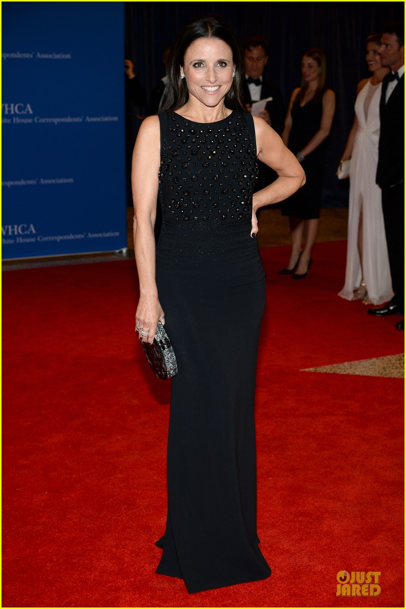 julia louis dreyfus white correspondents dinner moment 02