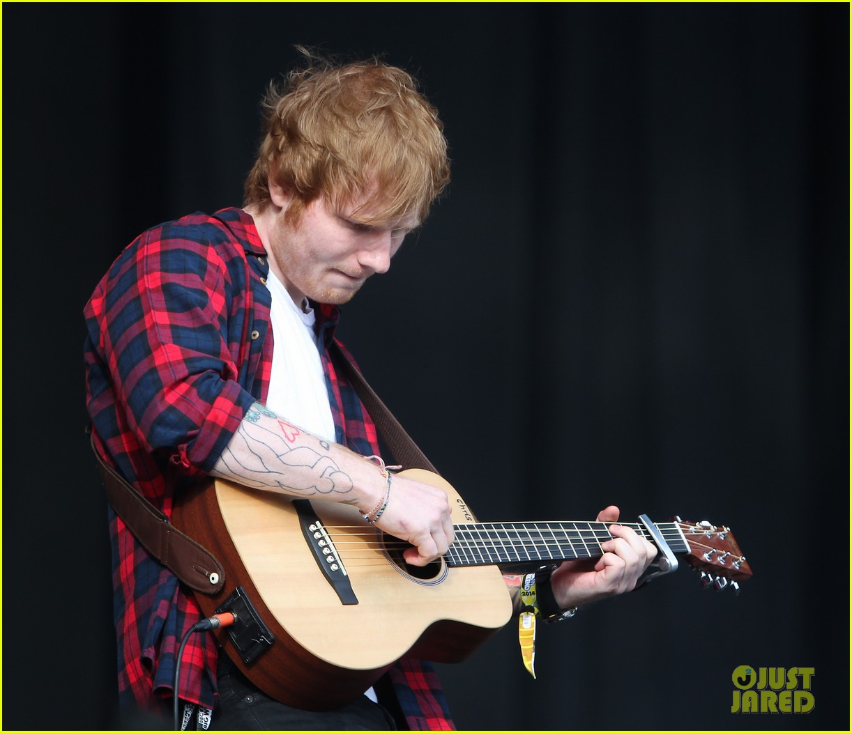 ed sheeran big weekend glasgow 043121390