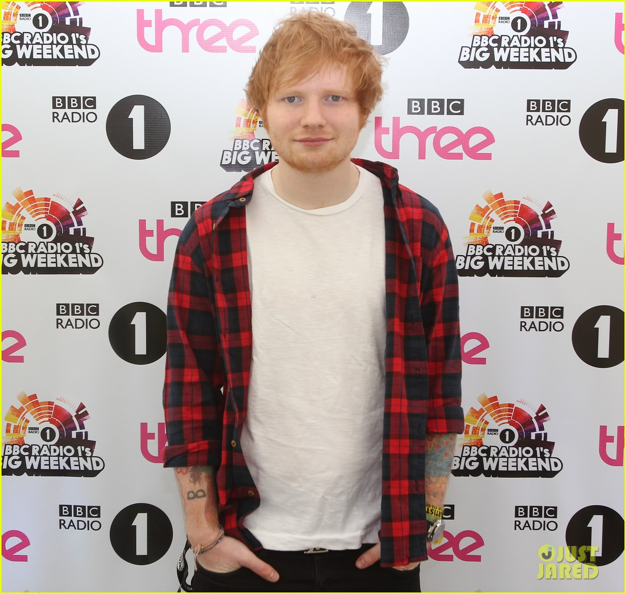 ed sheeran big weekend glasgow 123121398