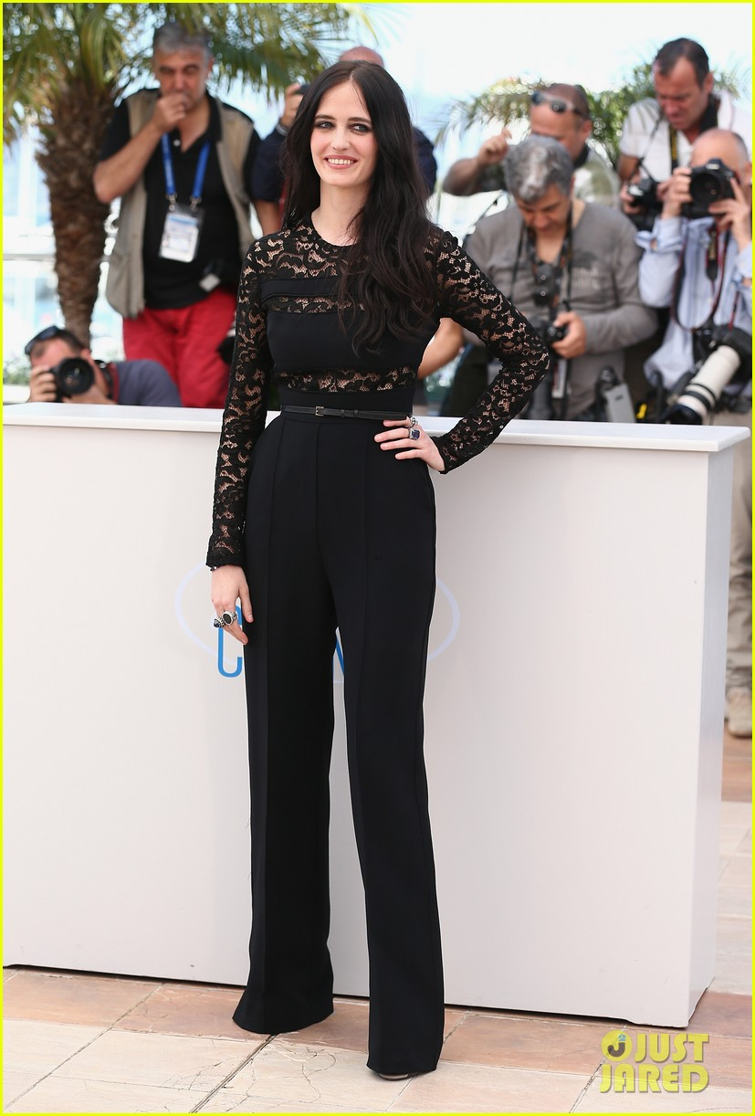 eva green the salvation cannes film festival 023116189