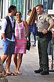 eva longoria cozy shopping boyfriend jose antontio baston 35