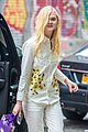 elle fanning soho eat 100 years 01