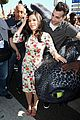 america ferrera takes toothless the dragon to cannes 05