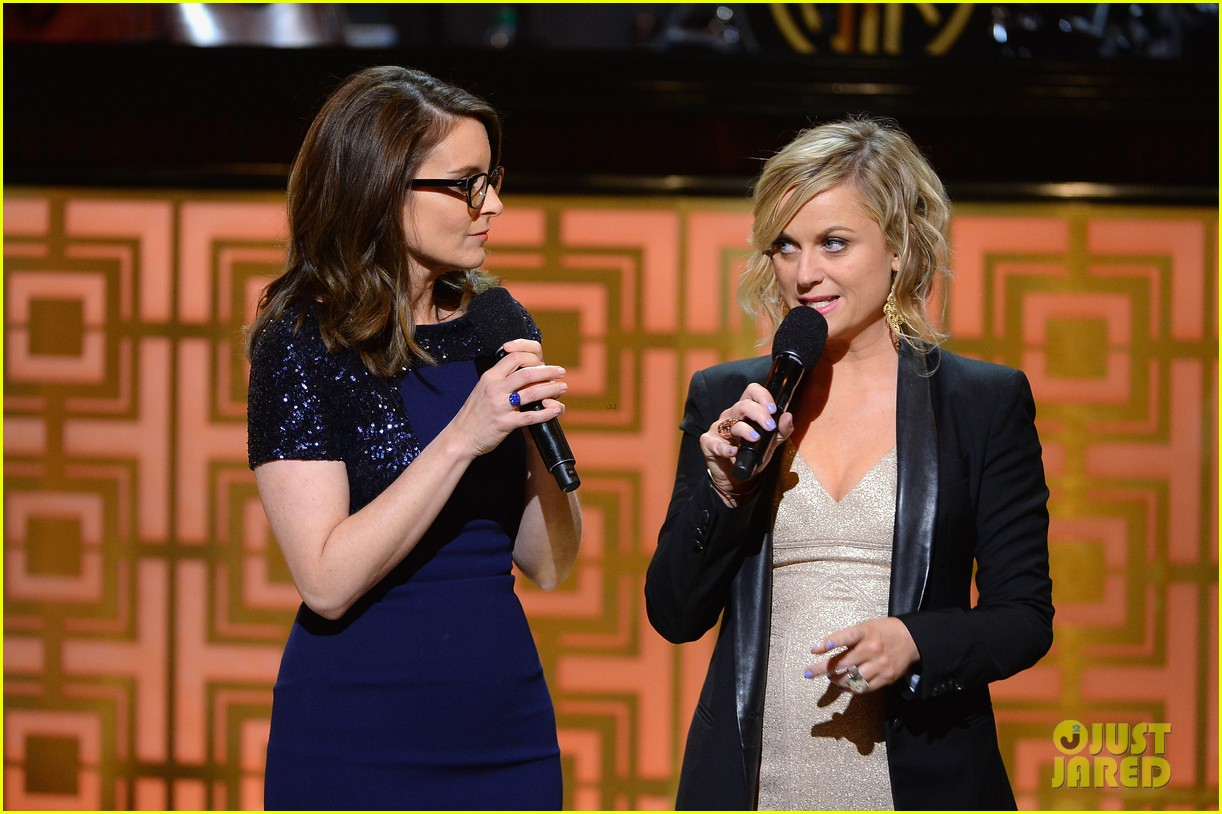 tina fey amy poehler reunite on stage for don rickles one night only all star comedy tribute 06