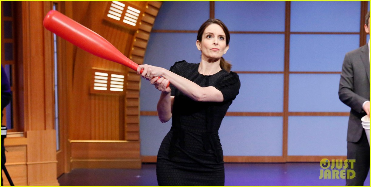 tina fey thinks ellen degeneres will be a late show host 053113917