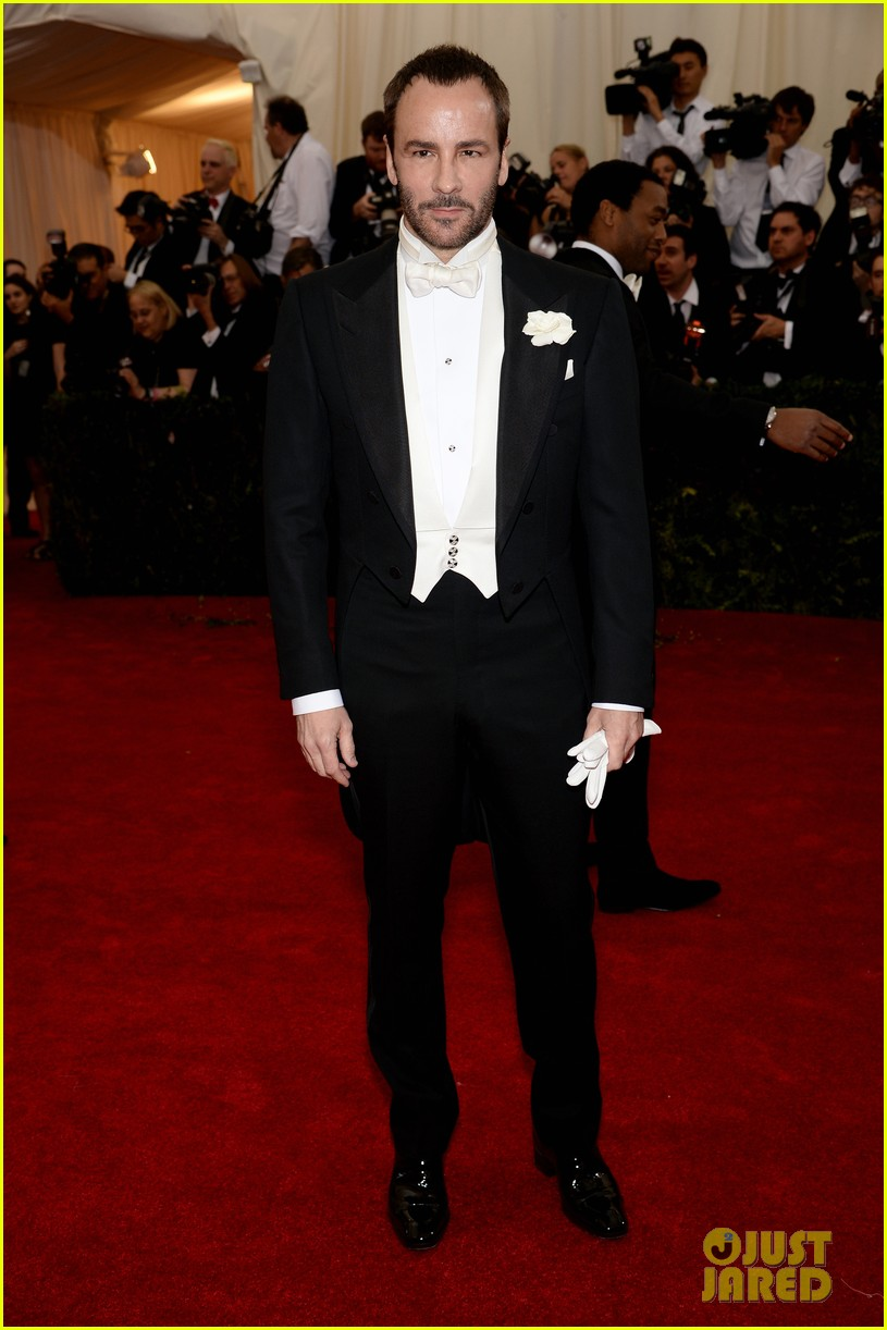 tom ford met ball red carpet 2014 01