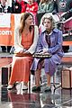sutton foster performs on my way with cast of violet on the today show watch now 05