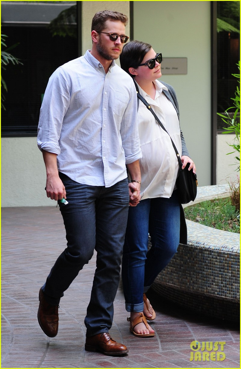ginnifer goodwin looks like she could give birth any day now 02