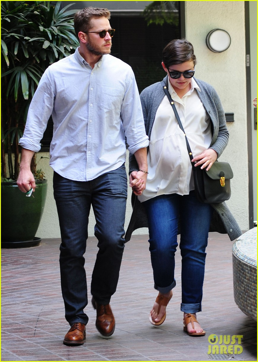ginnifer goodwin looks like she could give birth any day now 12