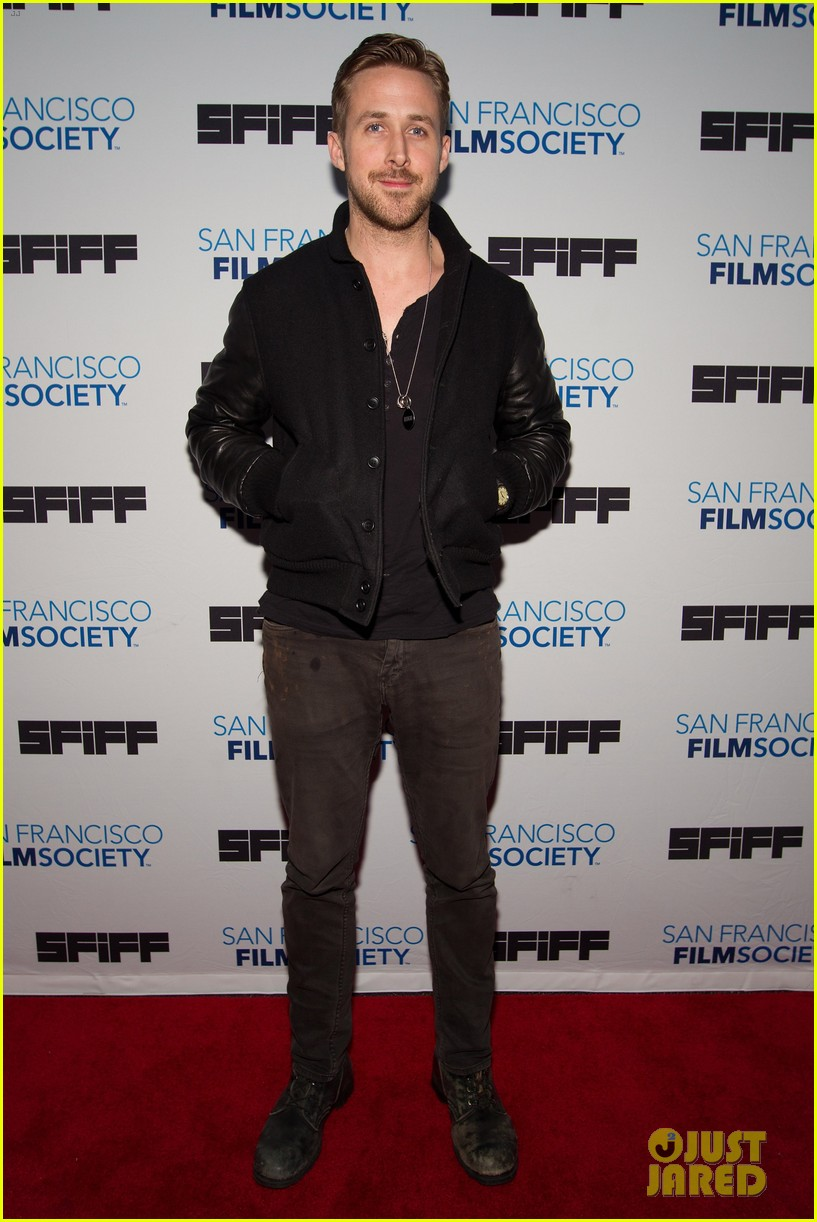ryan gosling looks mighty fine for white shadow premiere 013107279