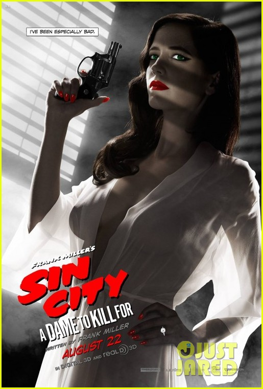 eva greens sin city poster too sexy for mpaa 01