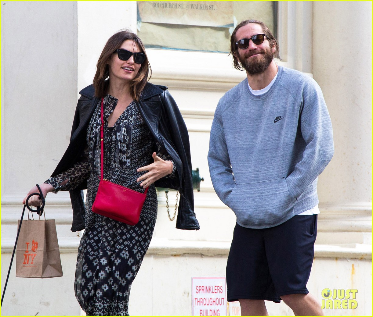 jake gyllenhaal alyssa miller first spotting in months 063107814
