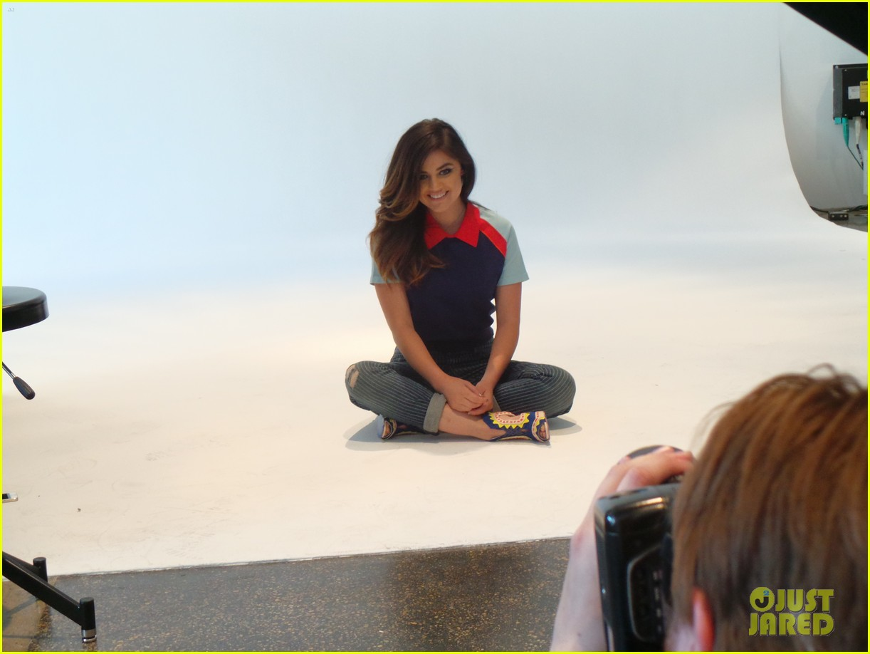 lucy hale jj spotlight behind the scenes 023122719