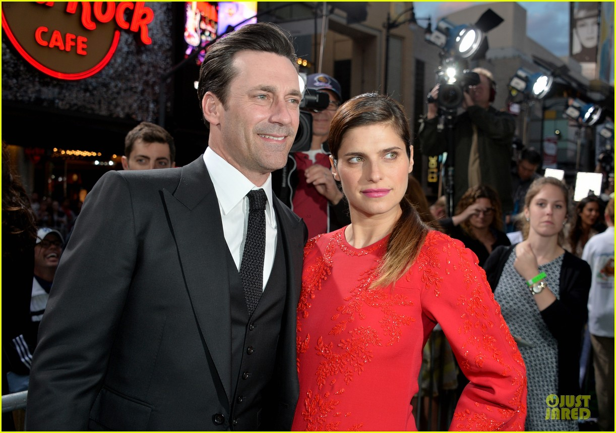 jon hamm lake bell million dollar arm hollywood premiere 093107206