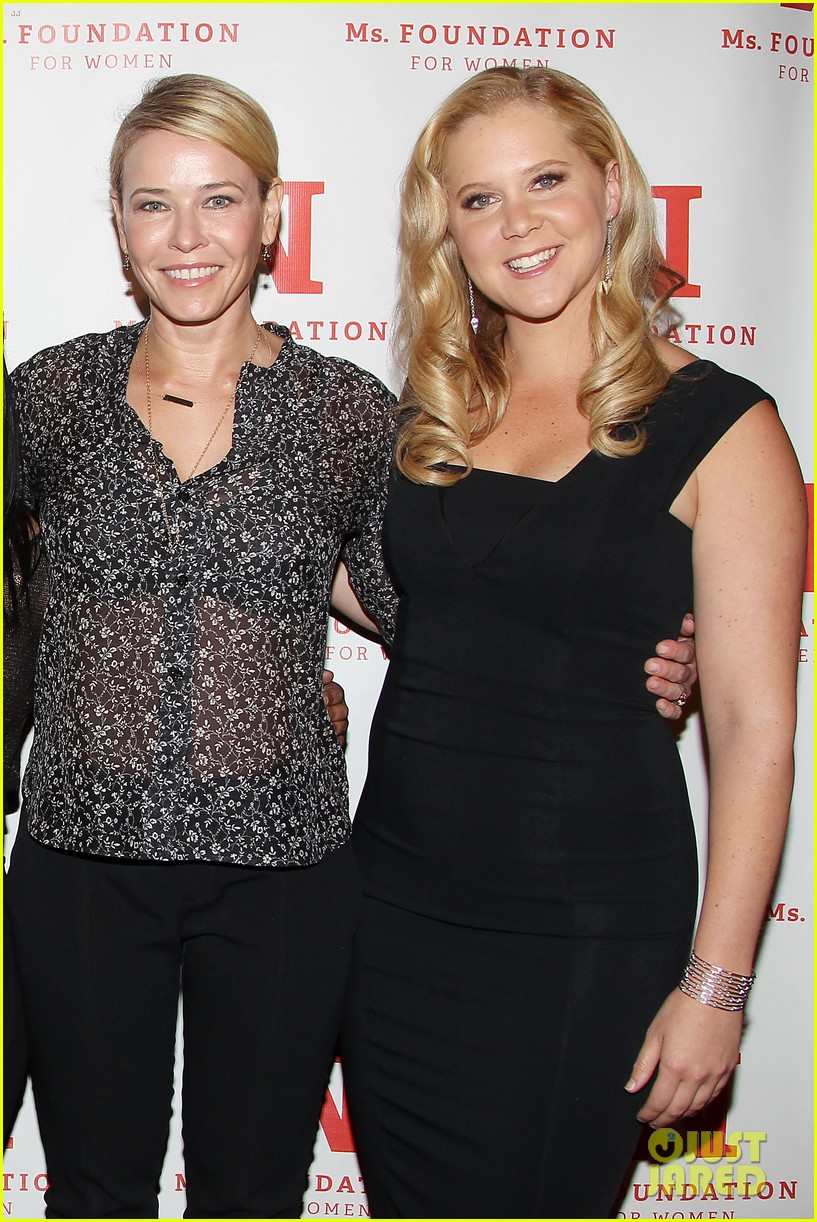 chelsea handler other funny ladies attend the gloria awards 27