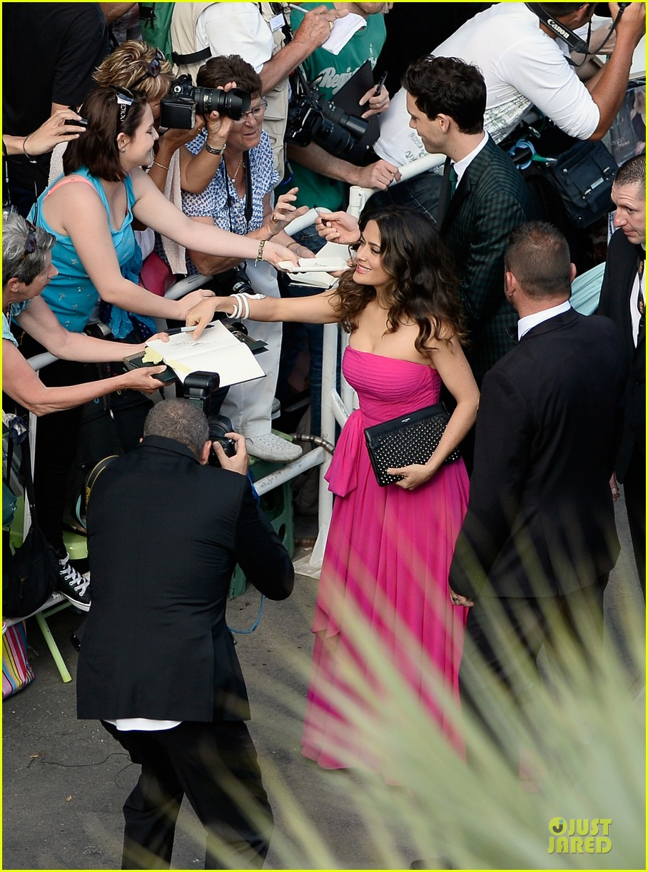 salma hayek political statement at prophet cannes premiere 083115683