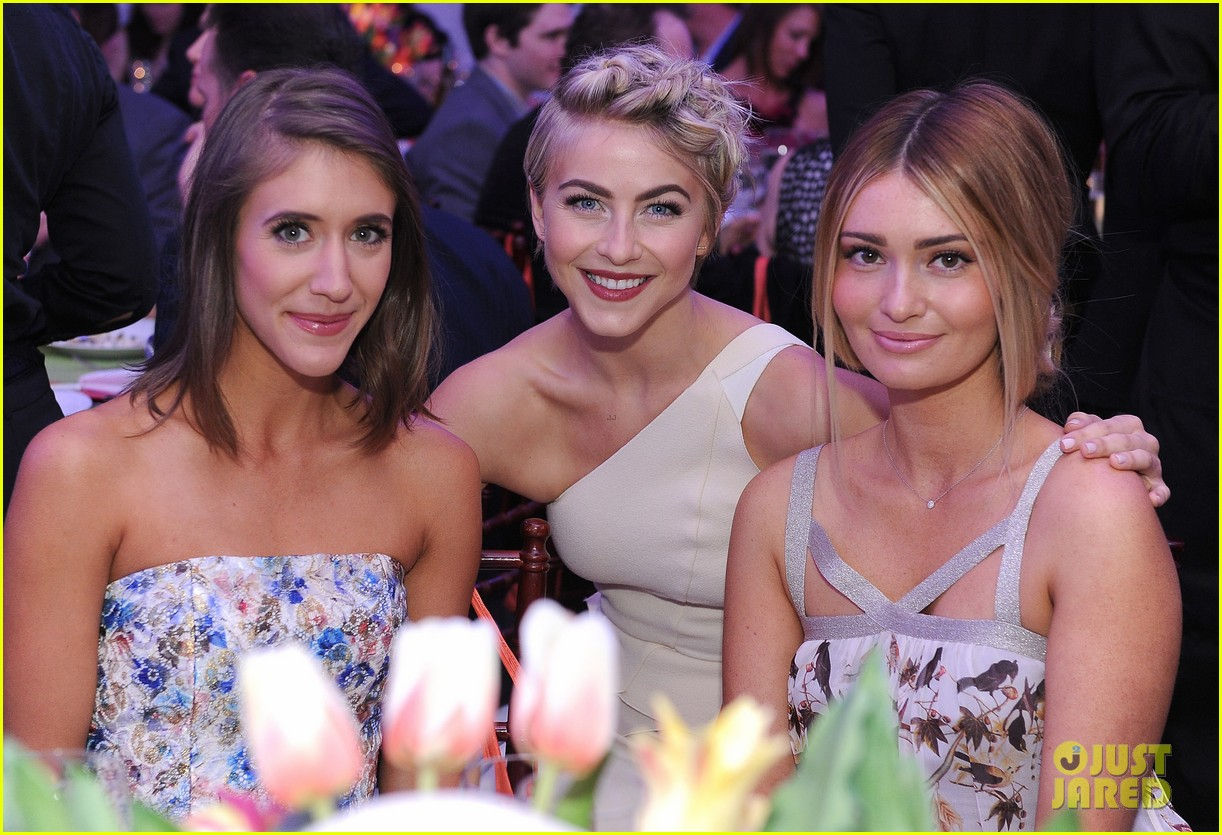 julianne hough brooks laich open hearts gala 13
