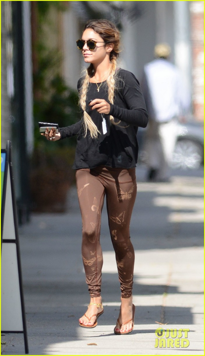 vanessa hudgens pilates after tisdale wknd 043118194