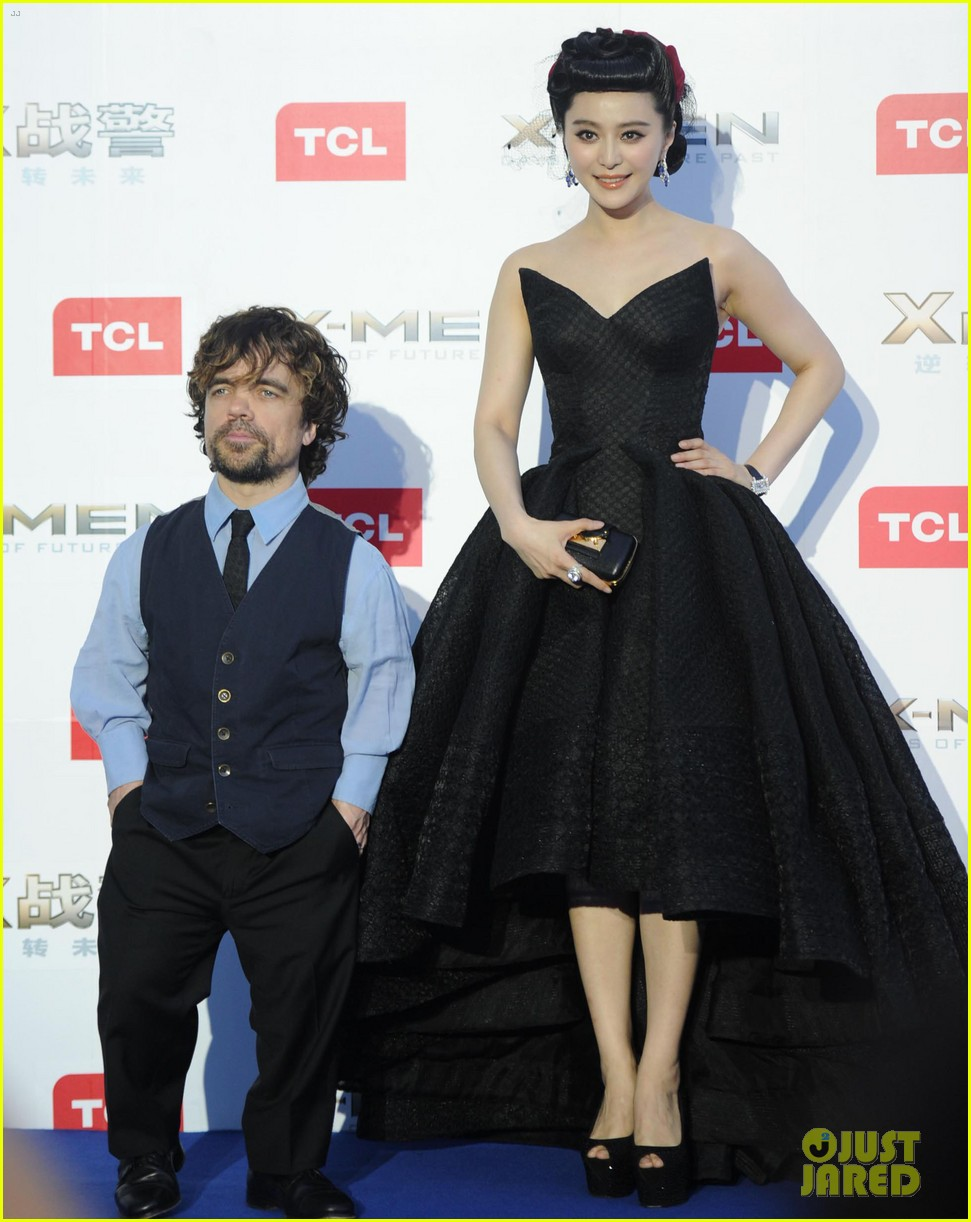 hugh jackman premieres x men with fan bingbing peter dinklage in beijing 113113091