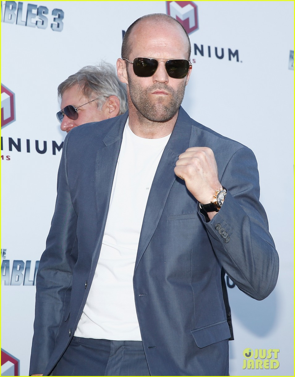 jason statham star studded expendables 3 photo call 043116524