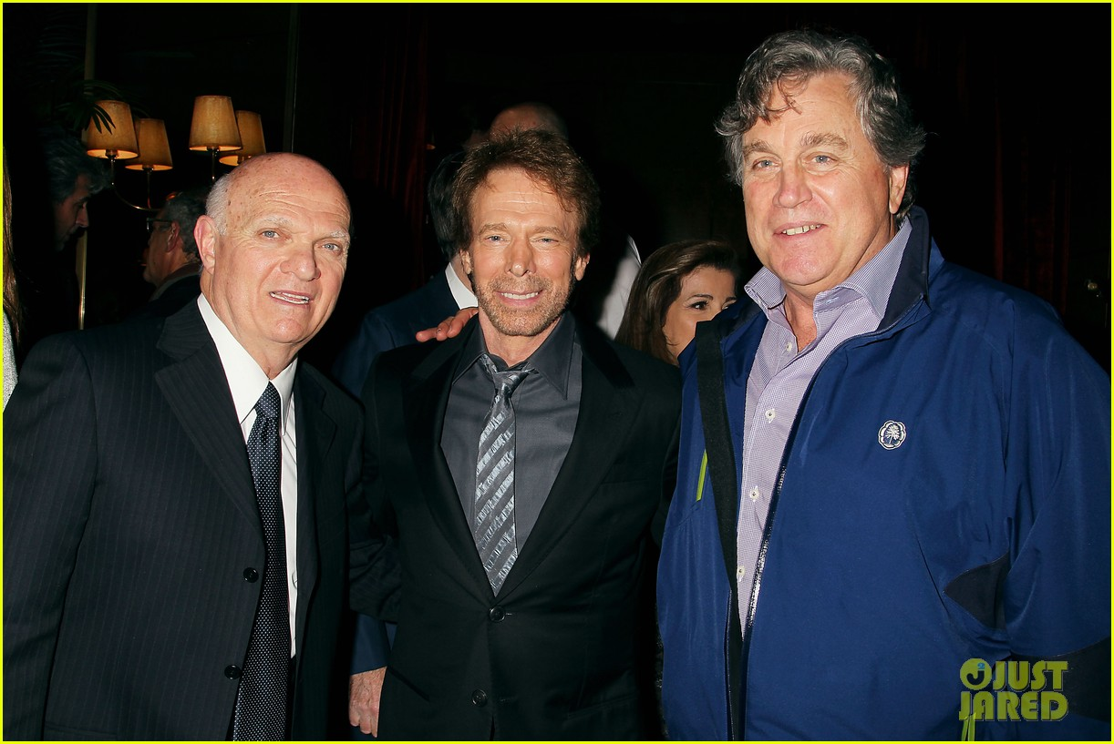 celebs step out to celebrate jerry bruckheimer 19