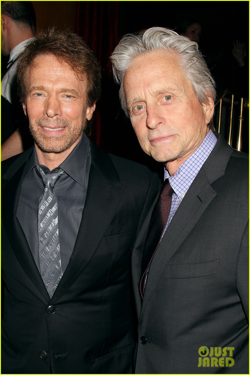 celebs step out to celebrate jerry bruckheimer 28