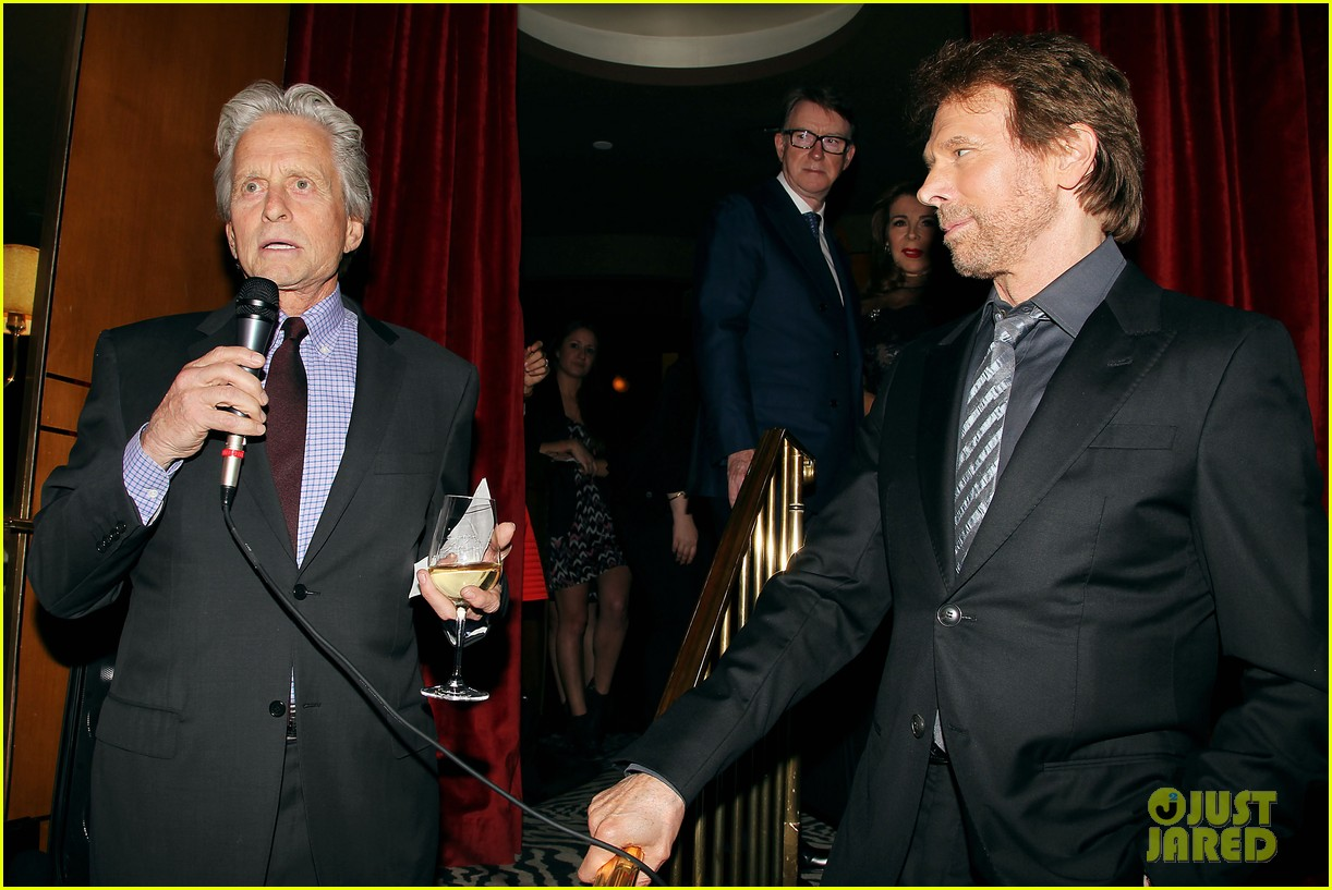 celebs step out to celebrate jerry bruckheimer 30