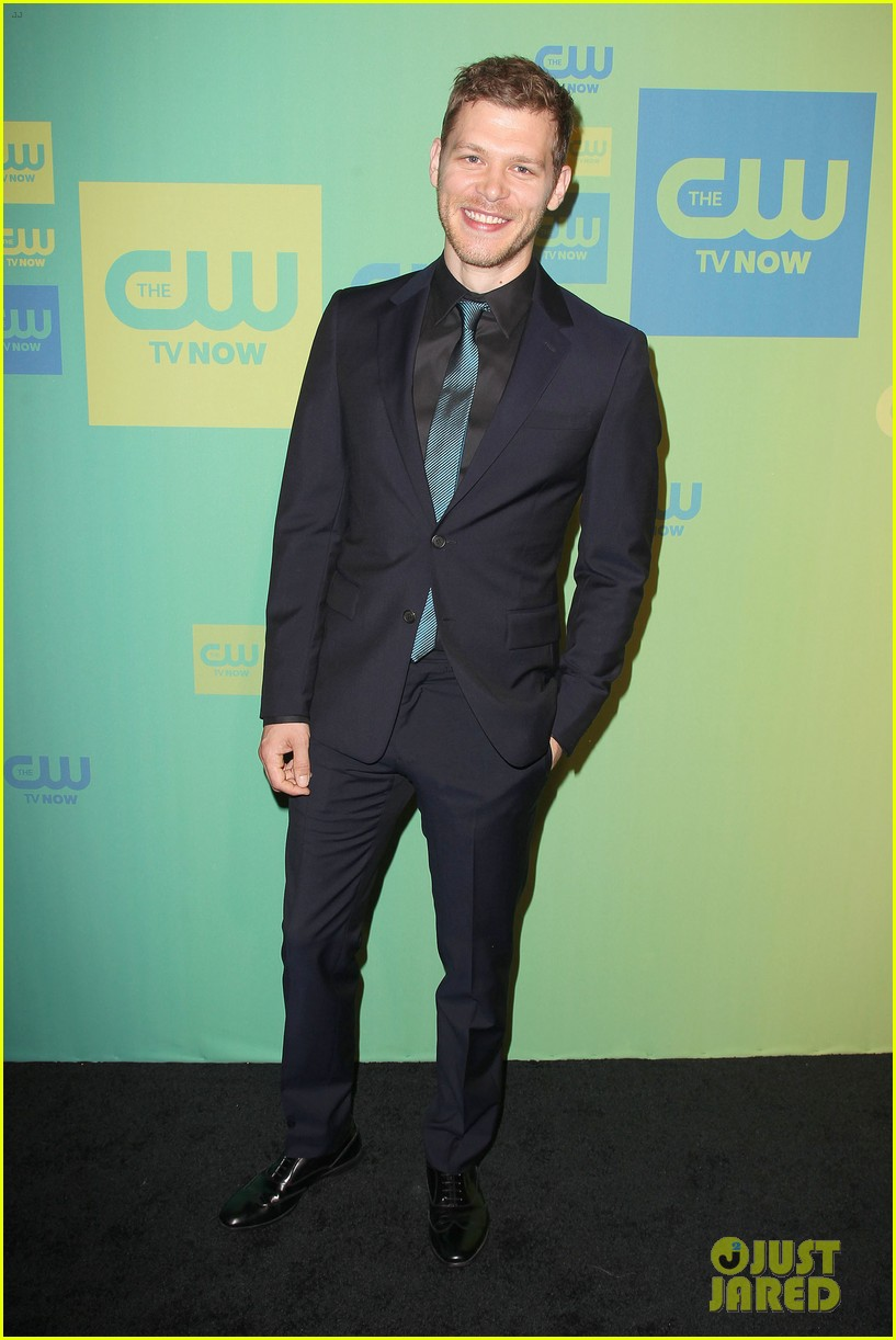 joseph morgan phoebe tonkin the originals cw upfronts 113114096
