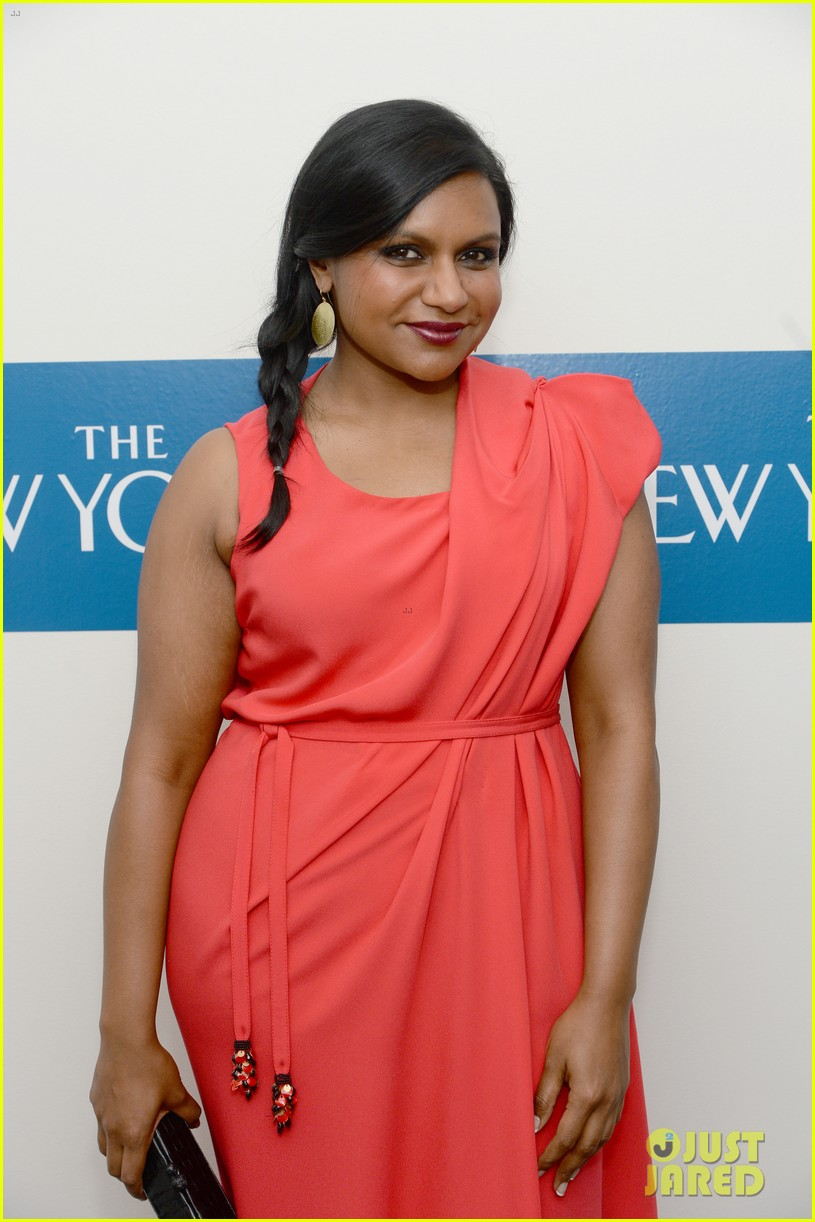 mindy kaling brings comedy class to whcd weekend 2014 103104131
