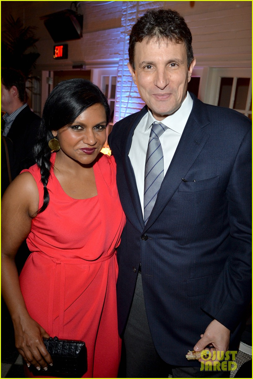 mindy kaling brings comedy class to whcd weekend 2014 11