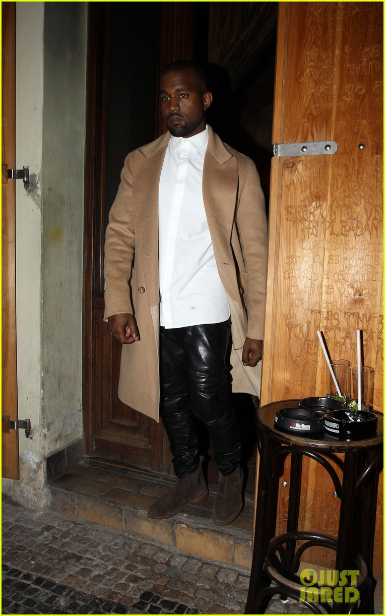 kim kardashian wears flashy dress for honeymoon date night 19