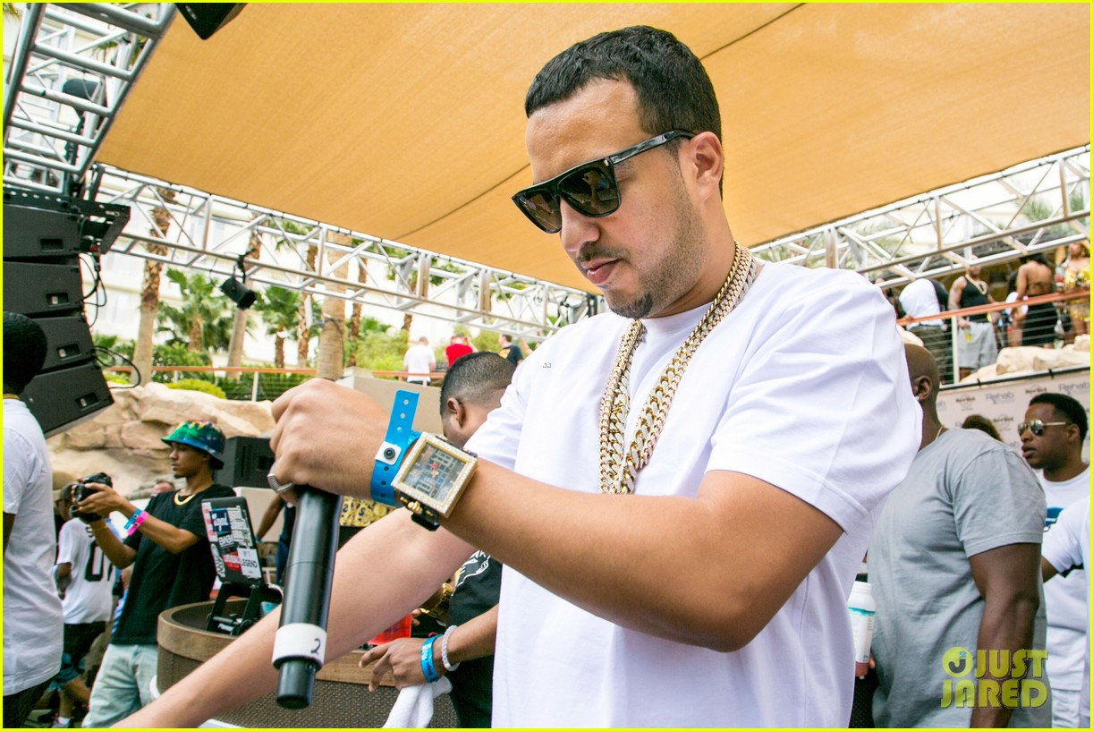 khloe kardashian parties with french montana in las vegas 043105734