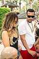 khloe kardashian parties with french montana in las vegas 03