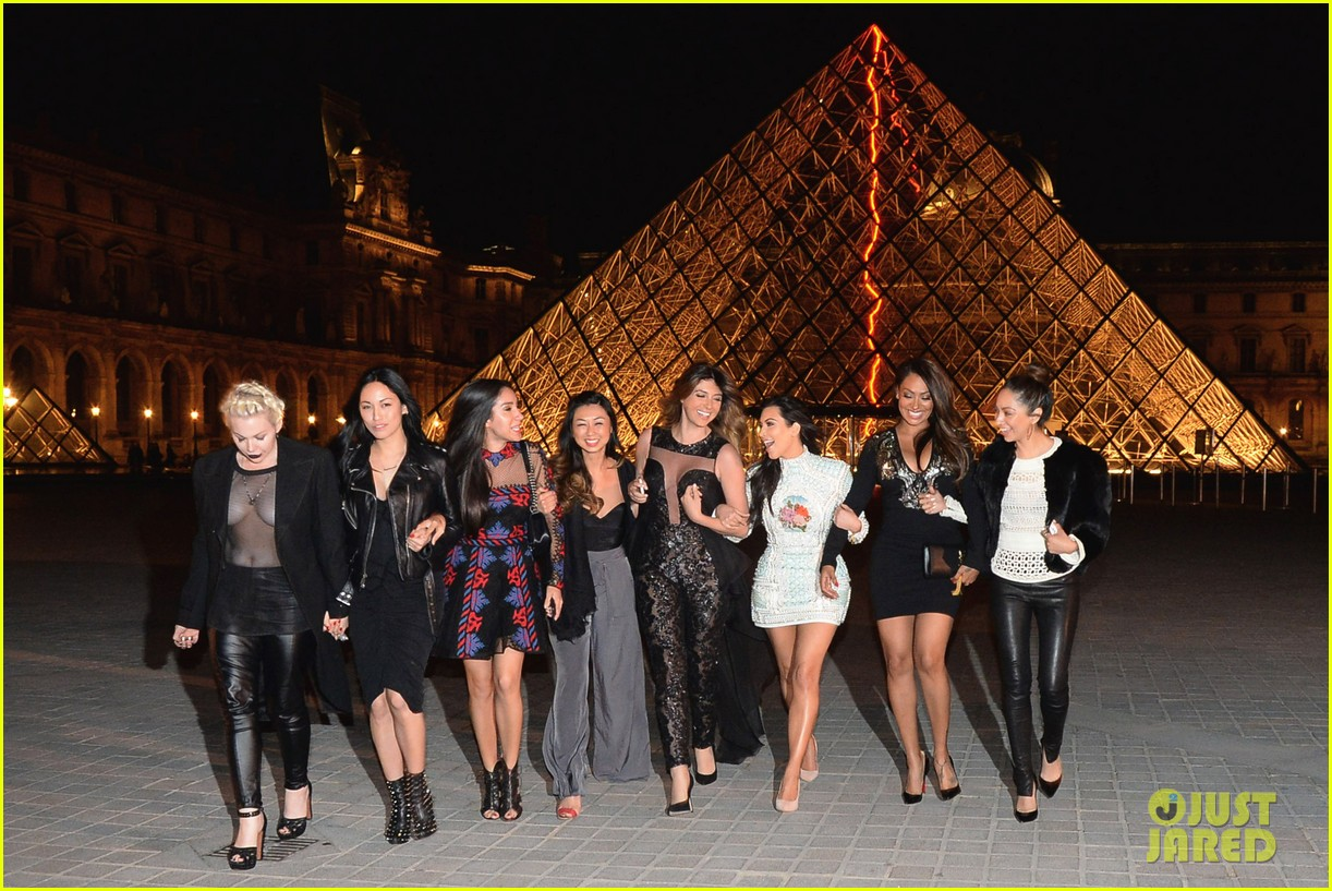 kim kardashian celebrates star studded bachelorette party 073120430