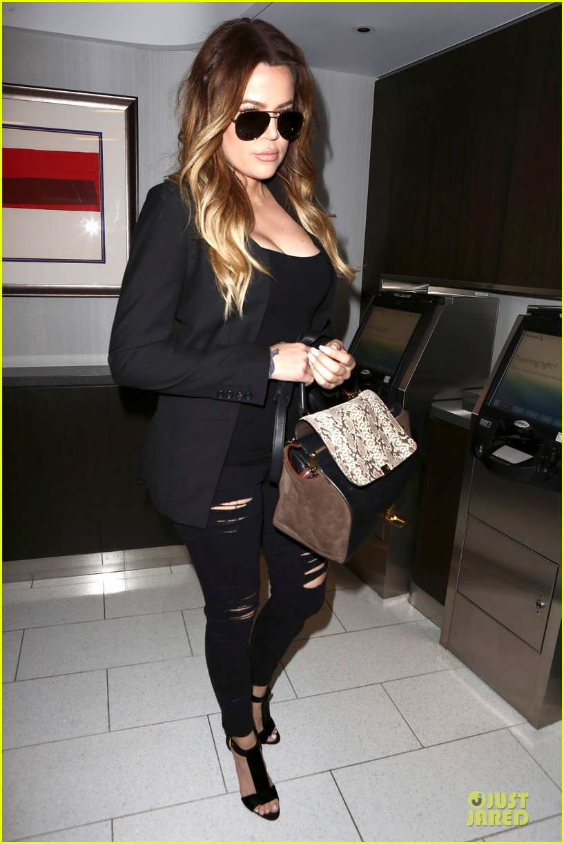 khloe kardashian uses gym as therapy 053125146