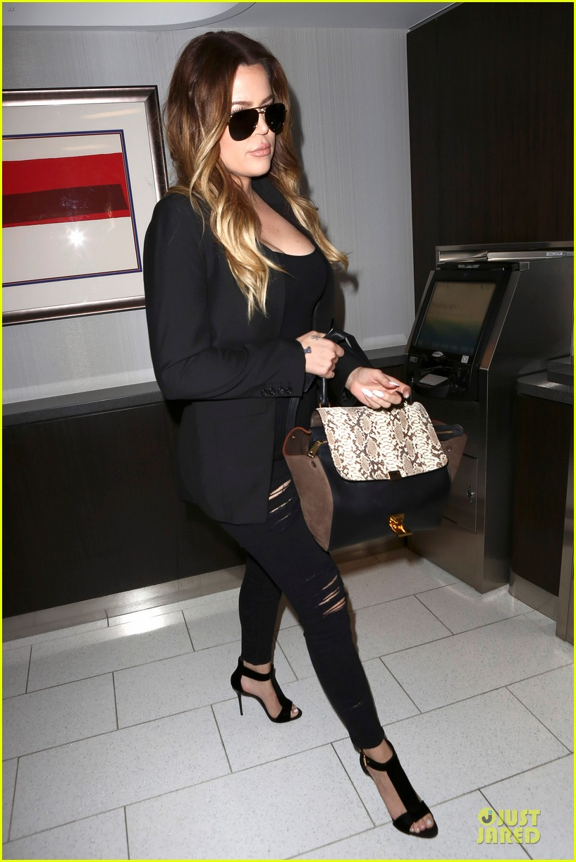 khloe kardashian uses gym as therapy 12