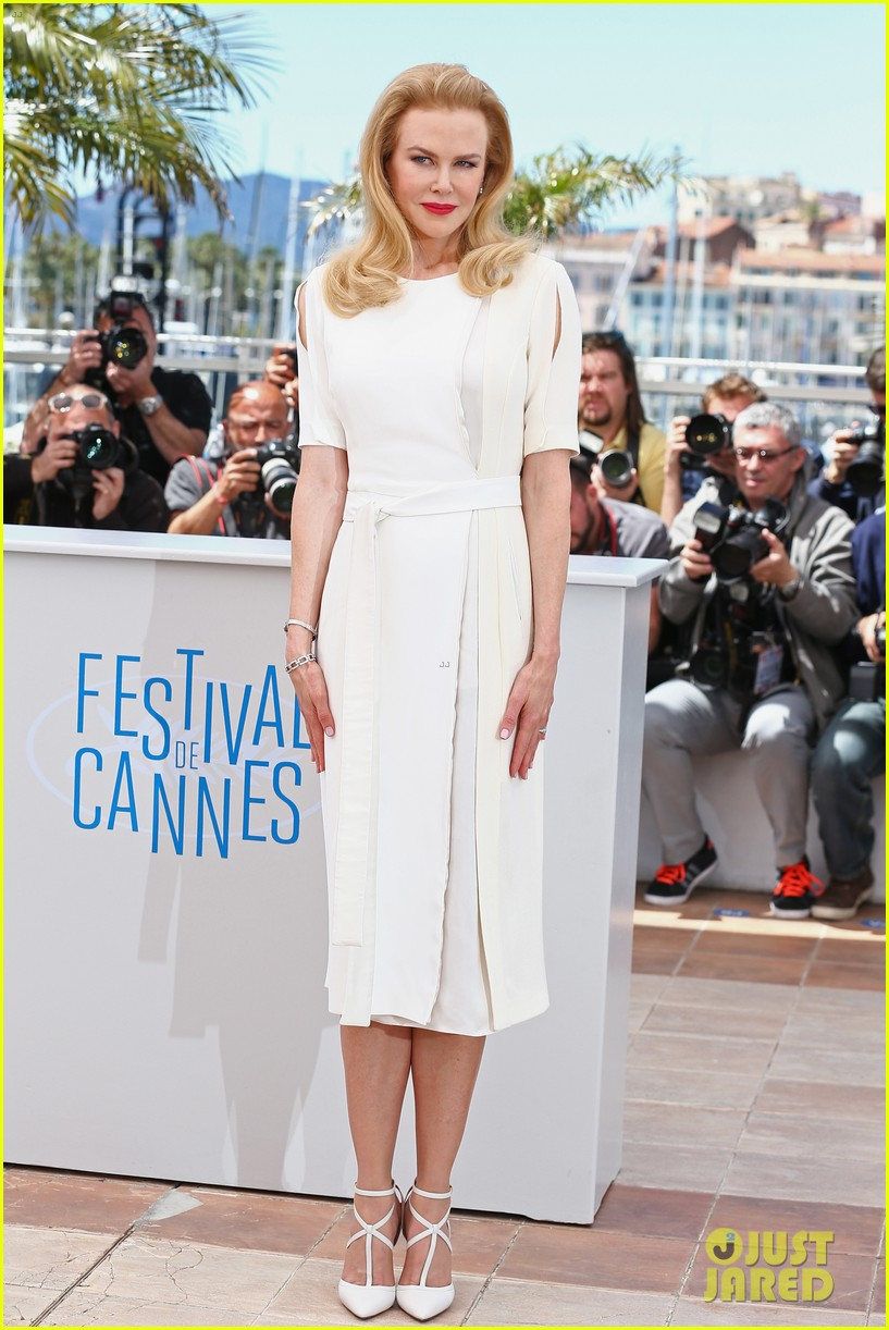 nicole kidman is radiant in white for cannes festival grace of monaco 053113057