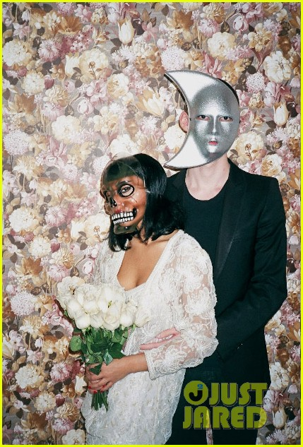 natalia kills wedding photoshoot exclusive pic 013112645