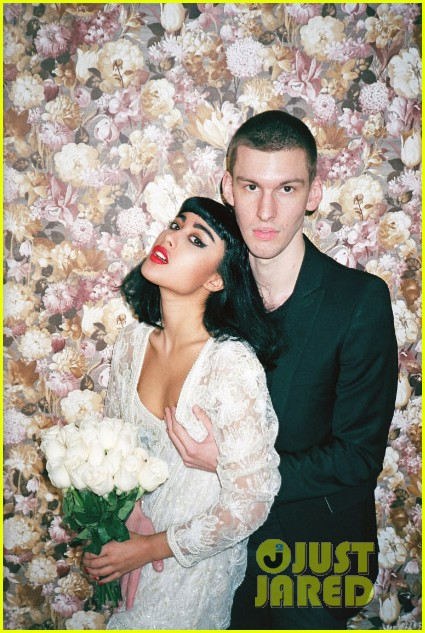 natalia kills wedding photoshoot exclusive pic 02