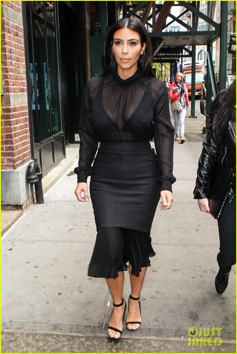 kim kardashian thanks anna wintour for beautiful met ball 2014 10
