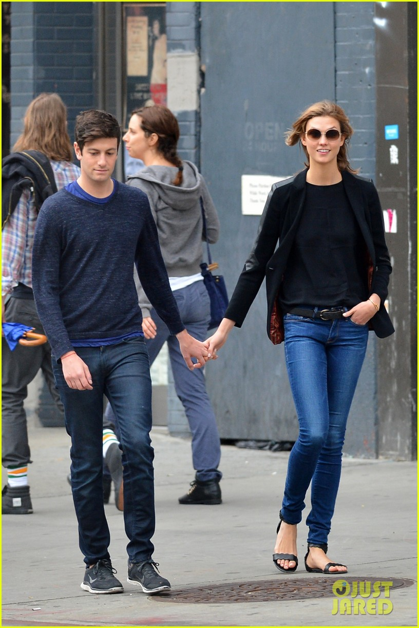 karlie kloss boyfriend joshua kushner nyc denim duo 07