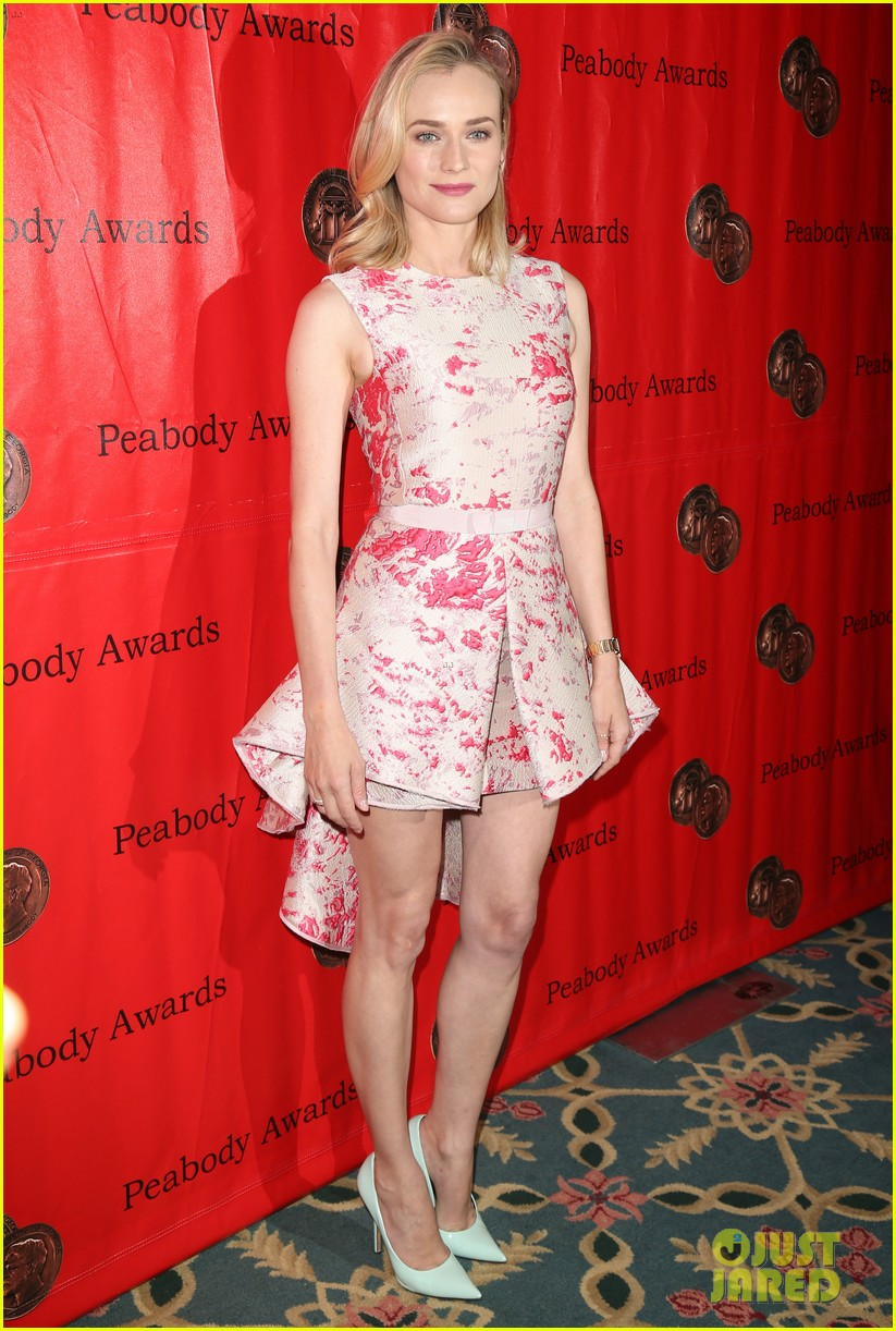 diane kruger spring dress peabody awards 013117511