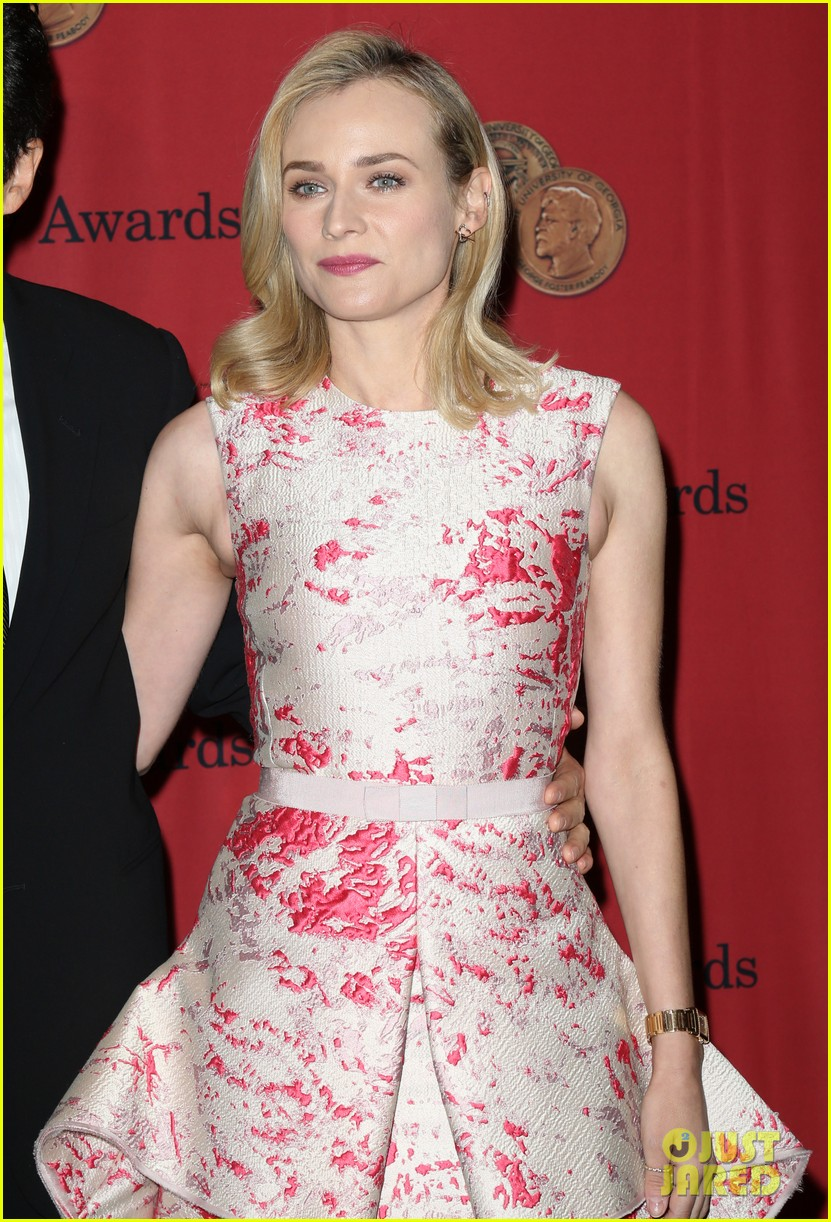 diane kruger spring dress peabody awards 06