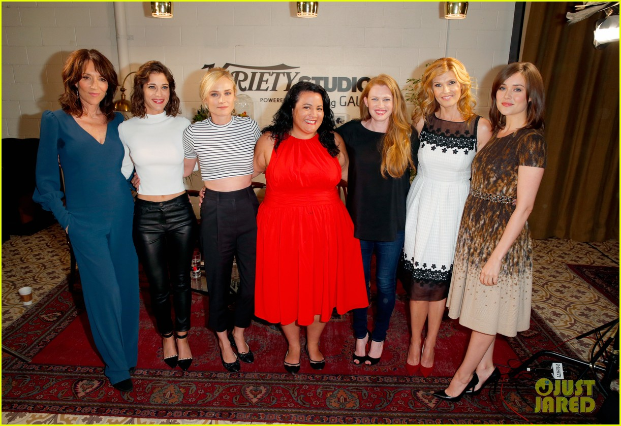 leading ladies of drama television gather up for variety 283124112